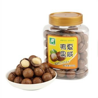 安庆特产 利民夏威夷果300g 坚果零食